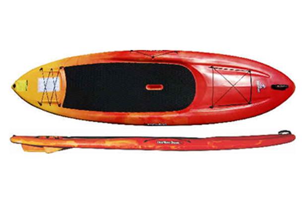 Inukshuk paddle board