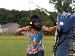 Jeu d'archer