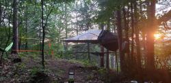 Tente suspendue La ChInooK Nord