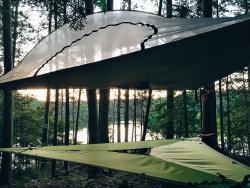 Tente suspendue AkYloN