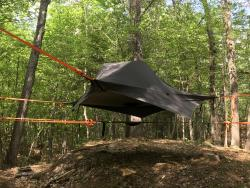 Tente suspendue LaPyX
