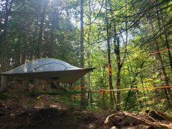 Tente suspendue ZePhYrE
