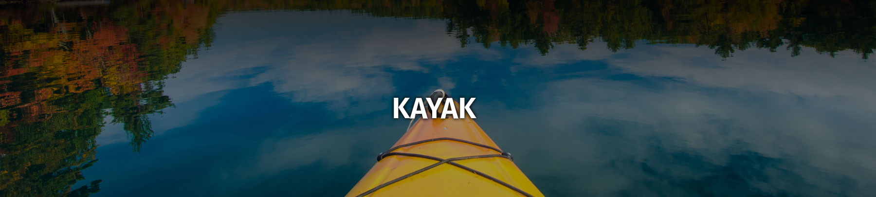 modele secondaire KAYAK